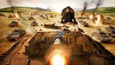 Картина с танками