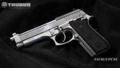 Пистолет Taurus