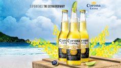 Реклама пива Corona