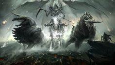 Демон на лошади